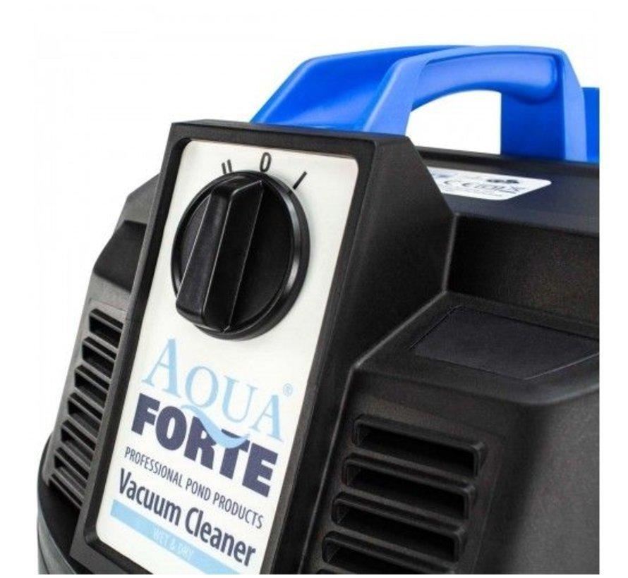 AquaForte vijverstofzuiger (nat + droog)