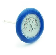 Aquaforte Vijverthermometer / Zwembadthermometer + Reddingsring -5C - +40C
