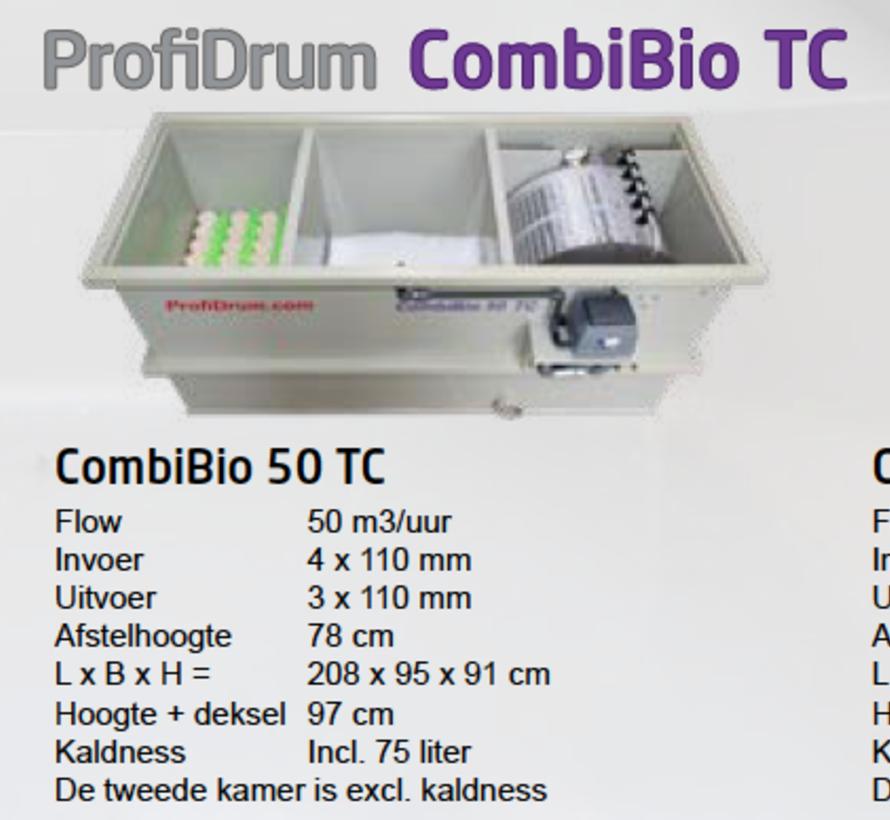 Profidrum CombiBio 30 TC (Two Chamber)