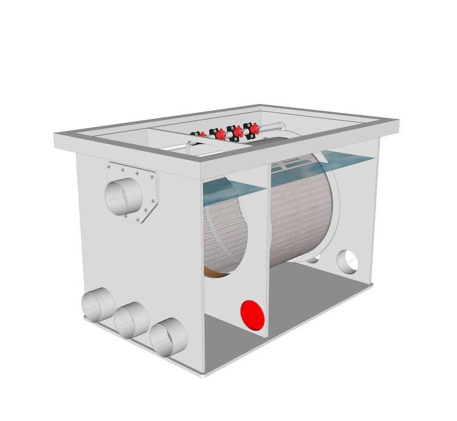 AquaKing Red Label Drum Filter 30/35 XL