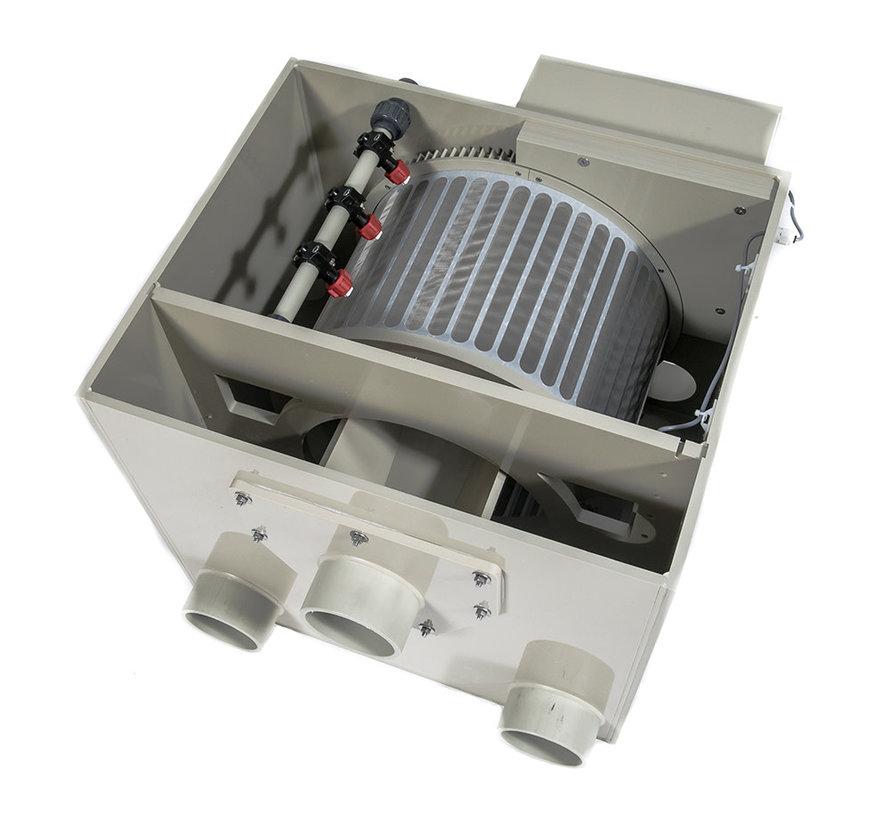 DVS Trommelfilter PP15 Eco