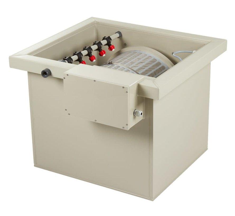 DVS Trommelfilter PP22-inbouw
