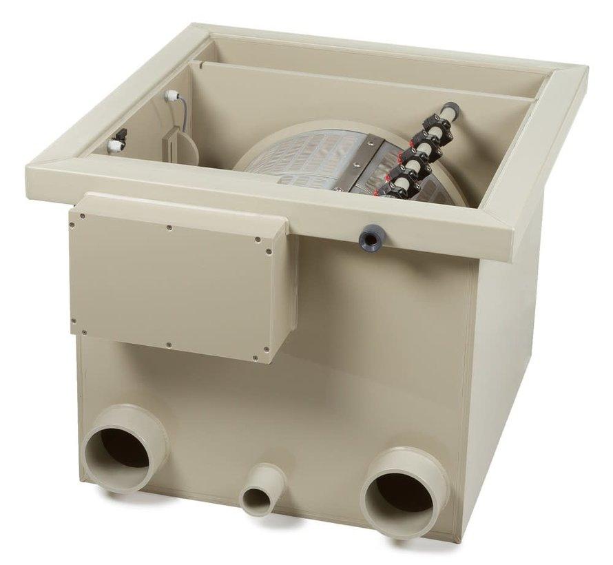 DVS Trommelfilter Eco-Pro Lease