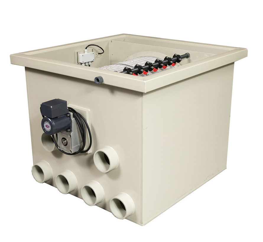 DVS Trommelfilter PP65 Lease