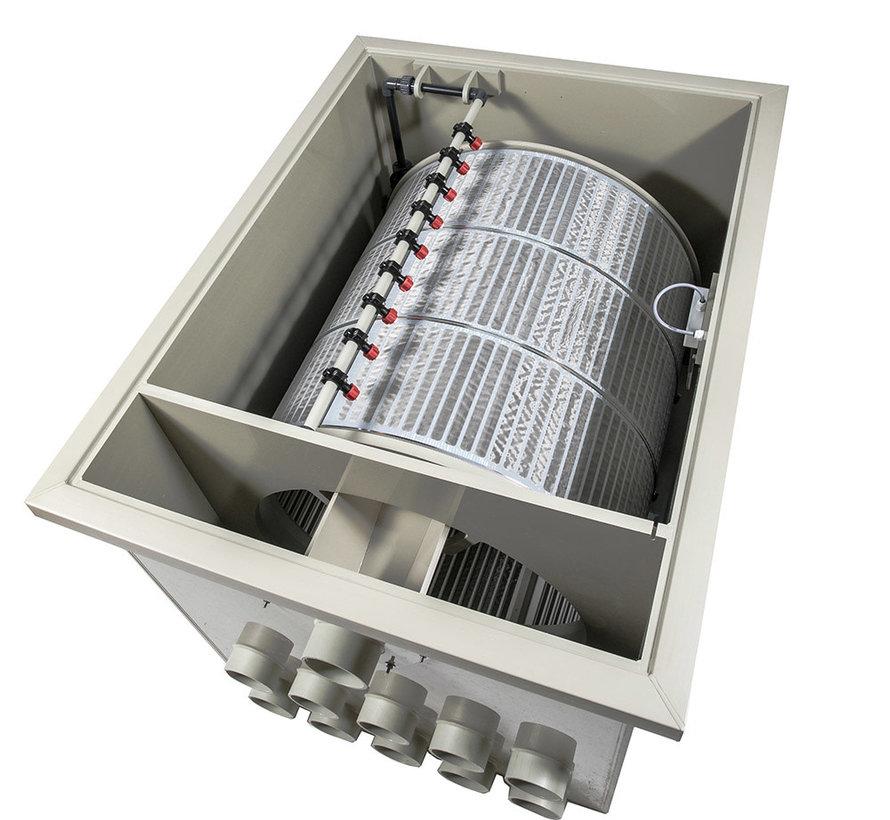 DVS Trommelfilter PP100 Lease