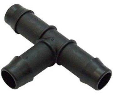 Aquaforte PP T-stuk 16mm tule