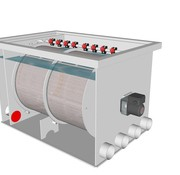 Red Label AquaKing Red Label Drum Filter 75/100 Lease