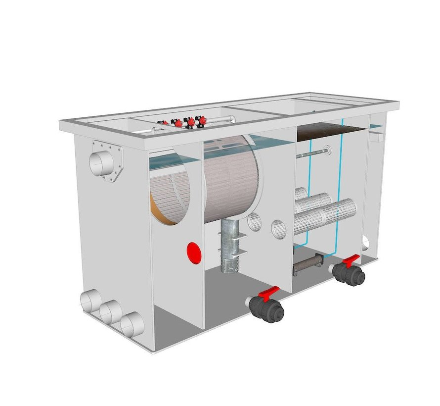 AquaKing Red Label Combi Filter 30/35 XL Lease