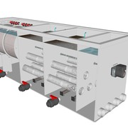 Red Label AquaKing Red Label Combi Filter 75/100 XL Lease