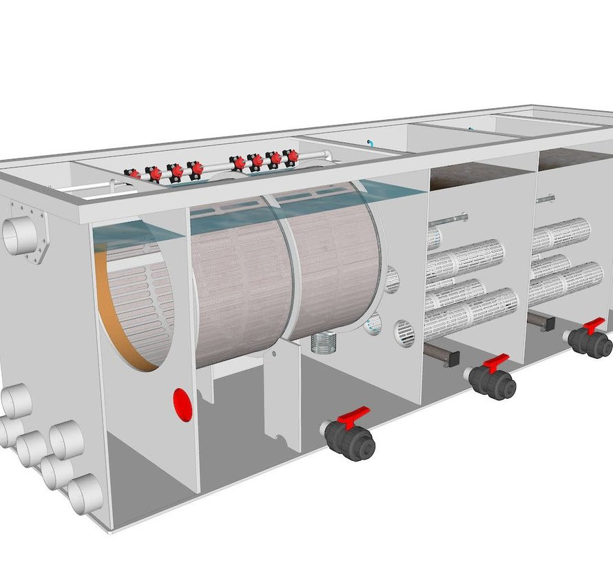 AquaKing Red Label Combi Filter 75/100 XL Lease