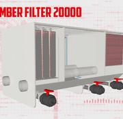 Red Label AquaKing Red Label 3 Kamer Filter Big 20000 Lease