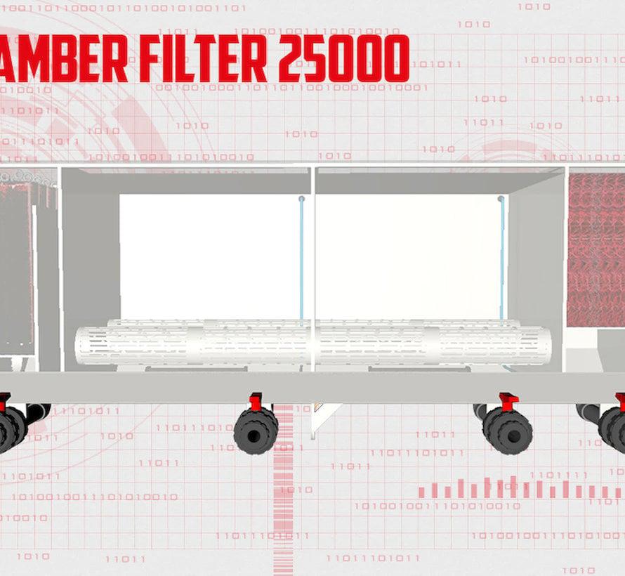 AquaKing Red Label 4 Kamer Filter Big 25000 Lease