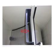 Rubber afdichting zeefblad boven of onder voor Ultrasieve / Midisieve