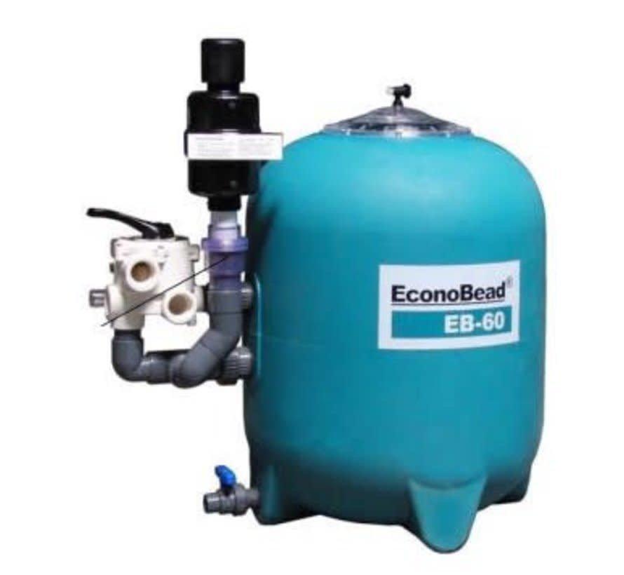 Aquaforte Econobead EB-60 Beadfilter (63mm)