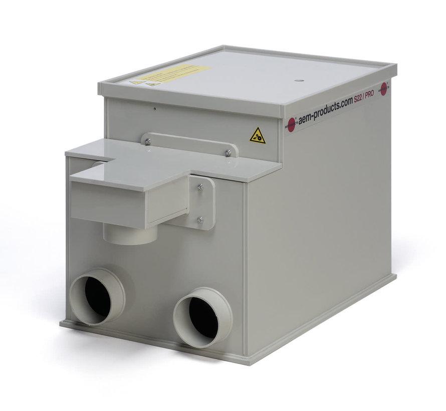AEM-S22 Pro Trommelfilter