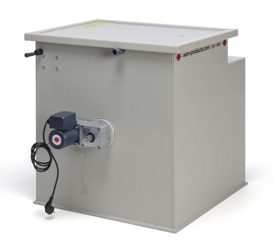 AEM-C50 Pro Trommelfilter lease