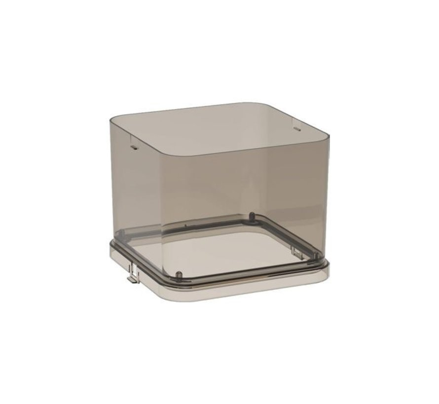 7 Liter Extra container tbv Aquaforte Fish Feeder 8ltr
