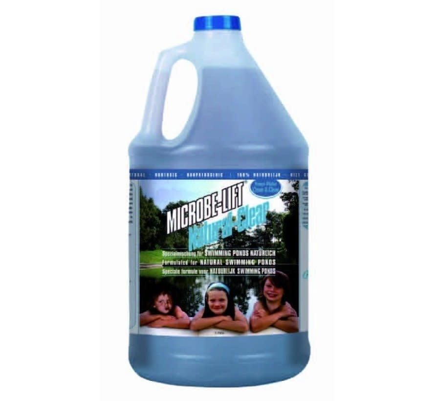 Microbe-Lift Natural Clear - 4 Liter