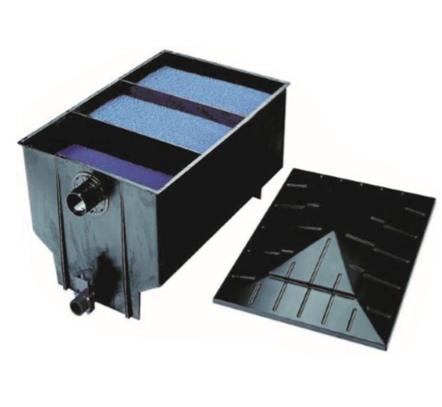 Xclear 3-kamer filter 330 ltr