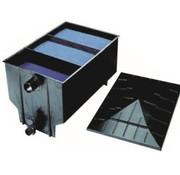 Xclear 3-kamer filter 220 ltr