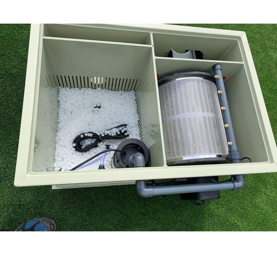 AEM AM-15 Combi/Totaalfilter (K1 medium)