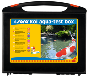 Sera Sera Koi Aqua Test Box