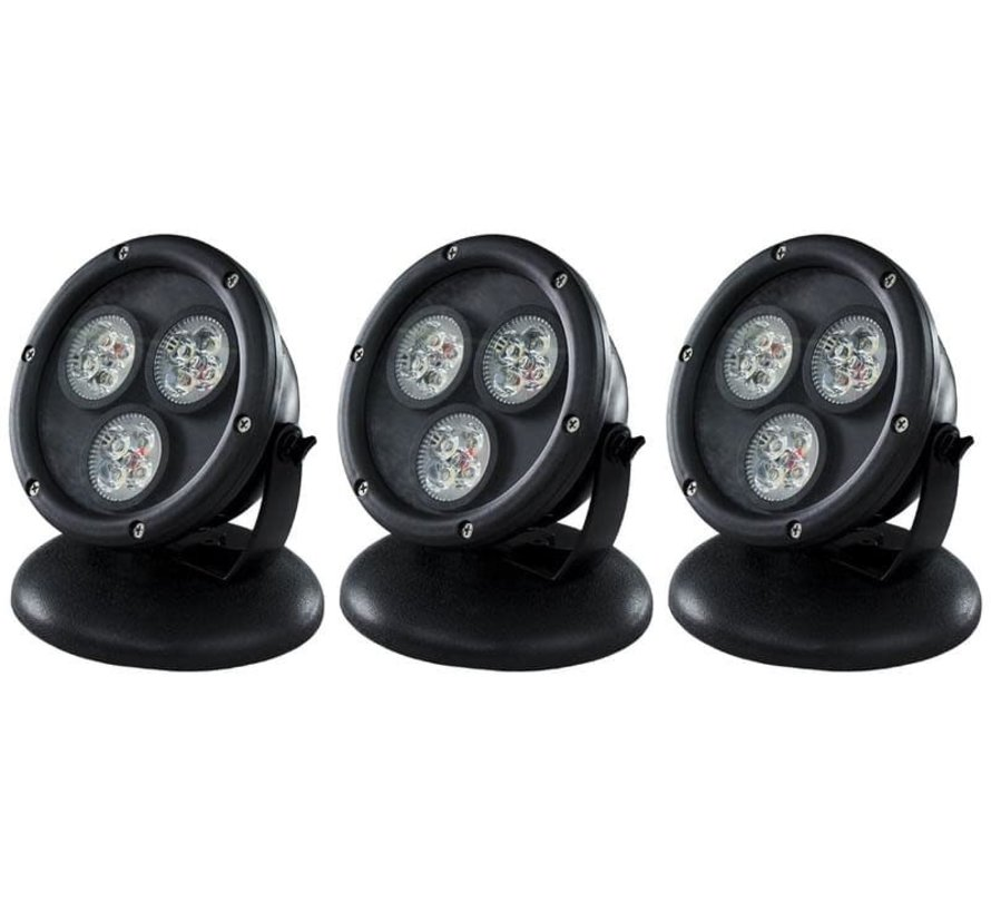 Aquaforte Pond & Garden Led Lampen (3 x 12 watt)
