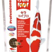 Sera Sera Koi Professional Spirulina-kleurvoeder (500g)