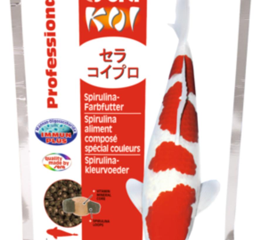 Sera Koi Professional Spirulina-kleurvoeder (500g)