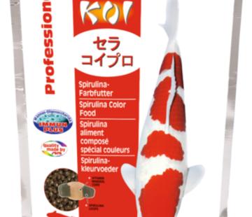 Sera Sera Koi Professional Spirulina-kleurvoeder (1.000g)