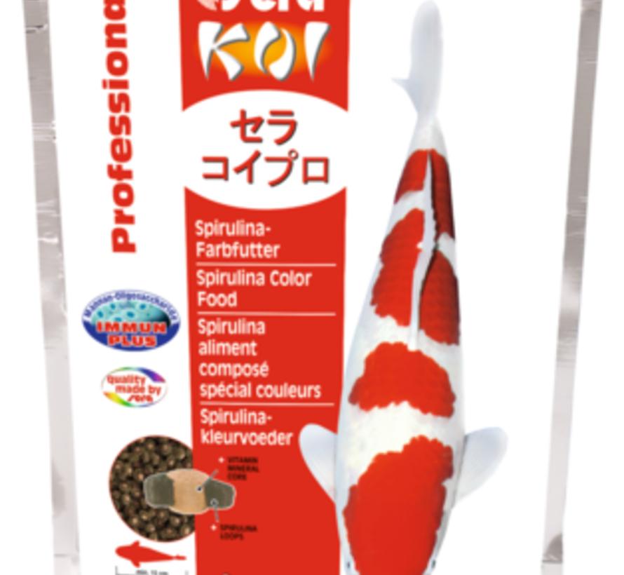 Sera Koi Professional Spirulina-kleurvoeder (1.000g)