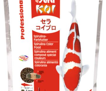 Sera Sera Koi Professional Spirulina-kleurvoeder (2.200g)
