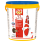 Sera Koi Professional Spirulina-kleurvoeder (7 kg)