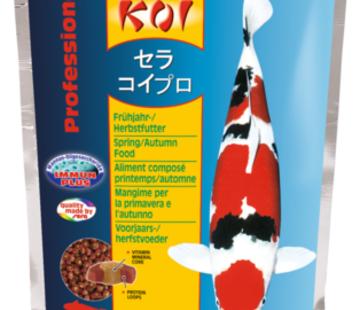 Sera Sera Koi Professional voorjaars-/herfstvoeder (1.000gr)