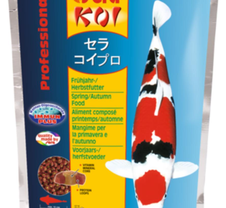 Sera Koi Professional voorjaars-/herfstvoeder (1.000gr)