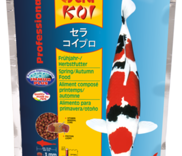 Sera Sera KOI Professional voorjaars-/herfstvoeder (2.200gr)