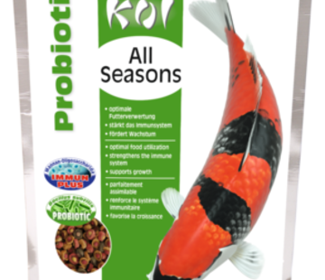 Sera Sera Koi All Seasons Probiotic (500gr)