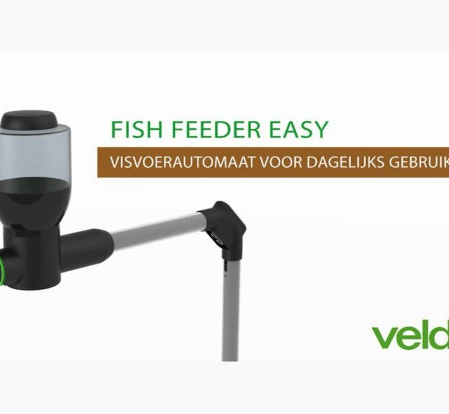 Velda Fish Feeder Easy