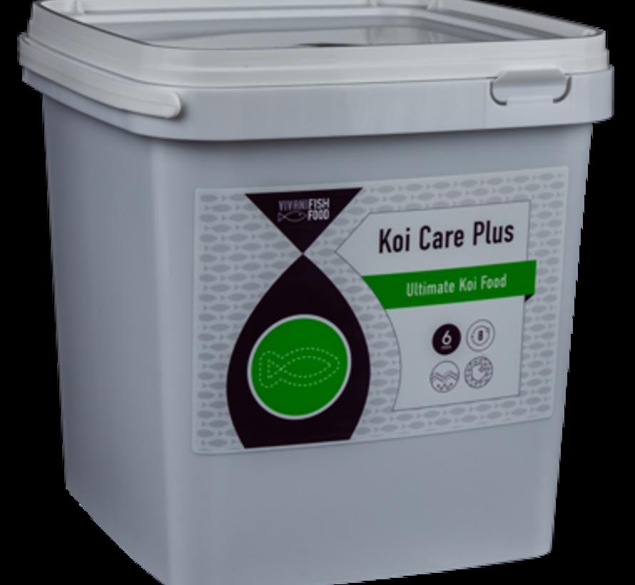 Koi Care Plus 6mm (9 kilo/ zak)