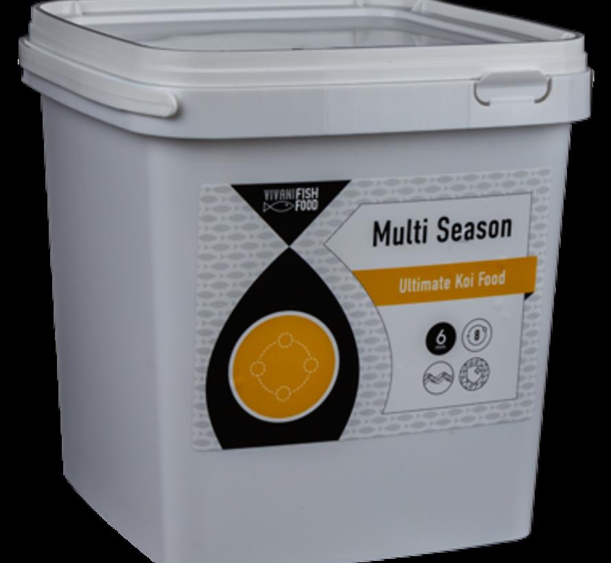 Vivani Multi Season 6mm (15 kilo/ zak)