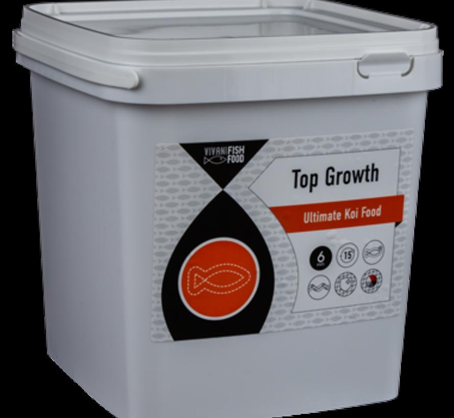 Vivani Top Growth 6mm (2 kilo/ emmer)