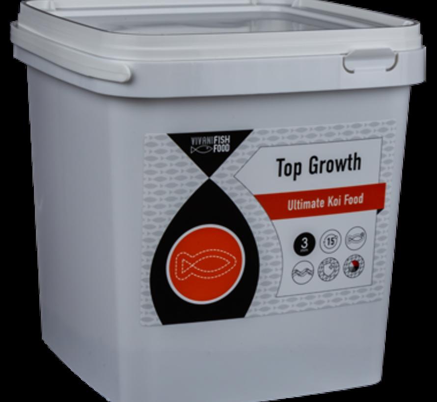 Vivani Top Growth 3mm (2 kilo/ emmer)