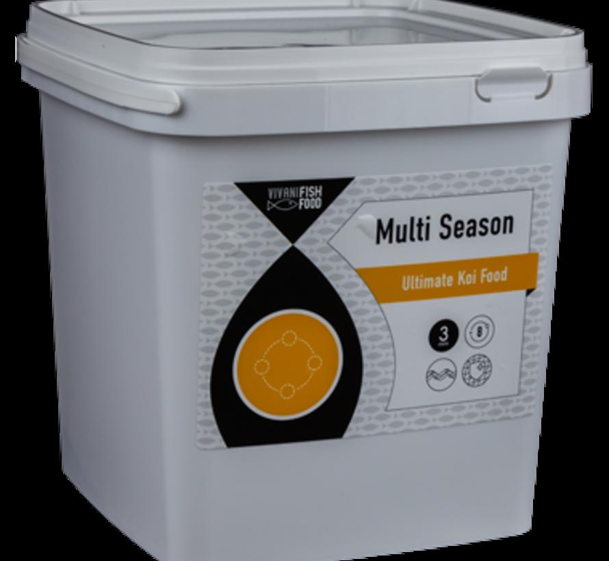 Vivani Multi Season 3mm (2 kilo/ emmer)