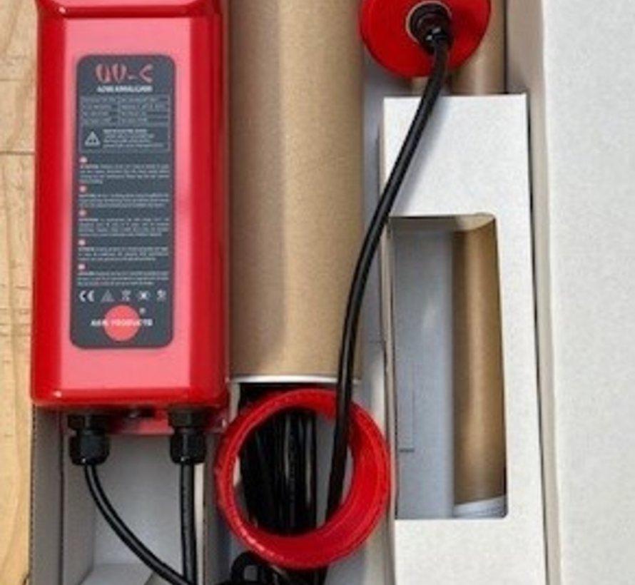 AEM UV-C Inbouwmodule 40W Amalgaam incl. Timer