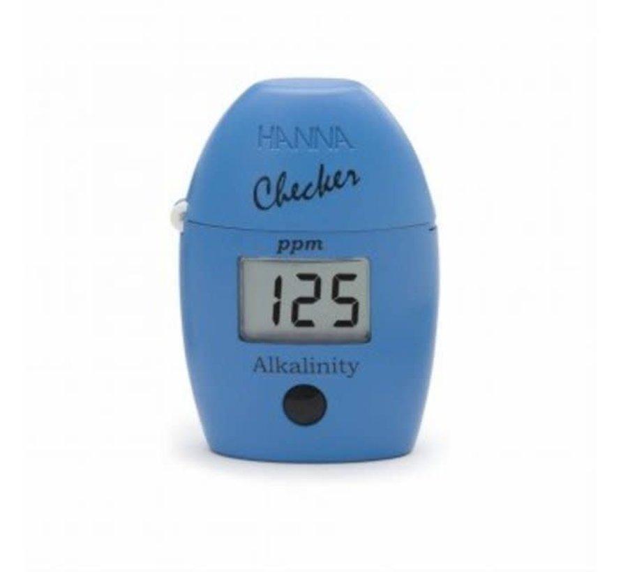 HI775 Checker-fotometer voor Alkaliniteit in Zoetwater