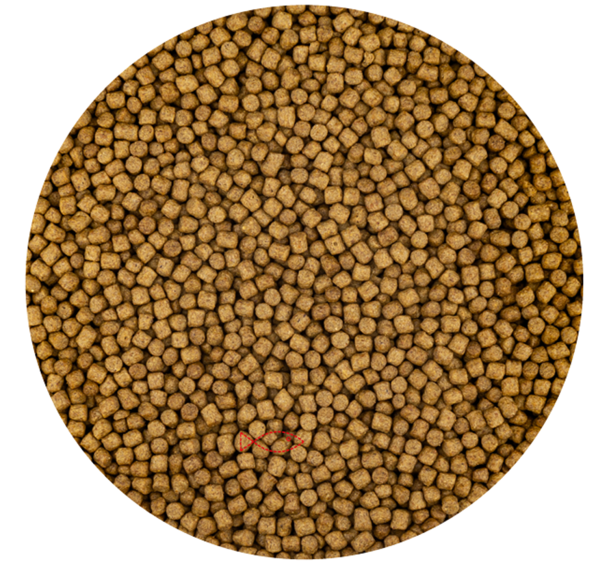 Vivani Wheat Germ 3mm (15 kilo zak)