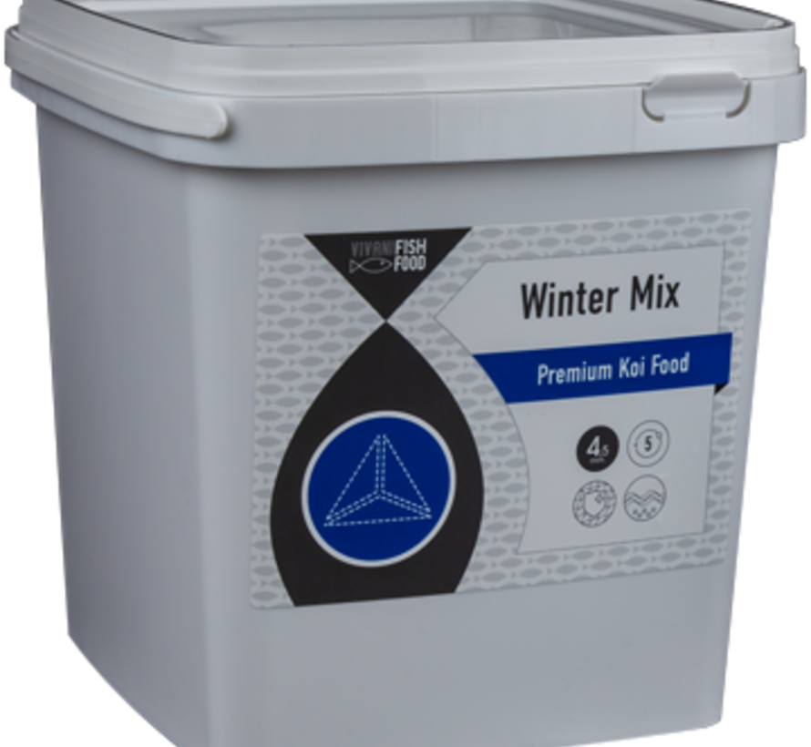 Vivani Winter Mix (3,4 kilo emmer)