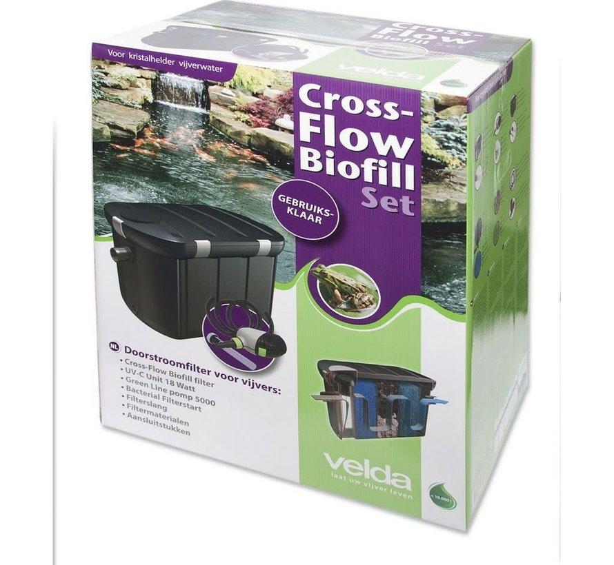 Velda Cross-Flow Biofill + UV-C 18 W