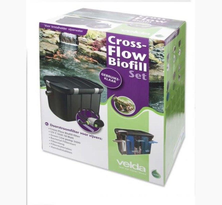 Velda Cross-Flow Biofill Set