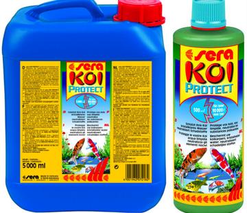 Sera Sera Koi Protect 5.000 ml